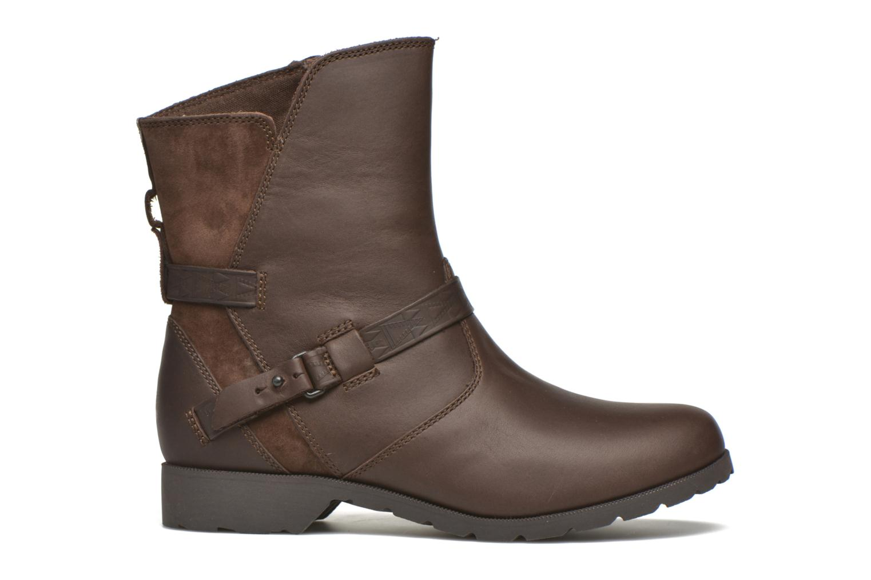 Bottines et boots Teva Delavina Low - Mosaic Marron vue derrière