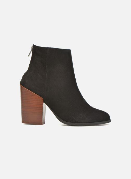 Bottines et boots Vero Moda Dorthe Leather Boot Noir vue derrière