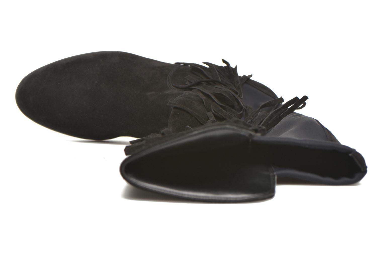 Bottes Vero Moda Anne High Noir vue gauche