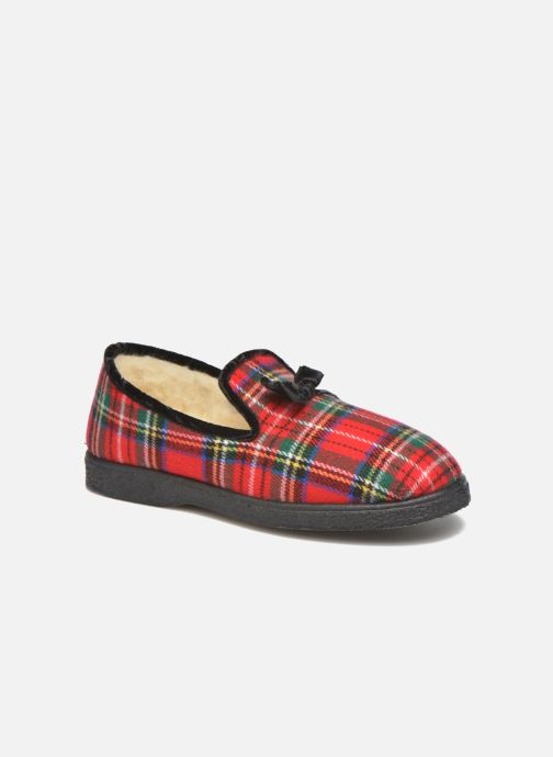 Pantofole Rondinaud Drancy Rosso vedi dettaglio/paio