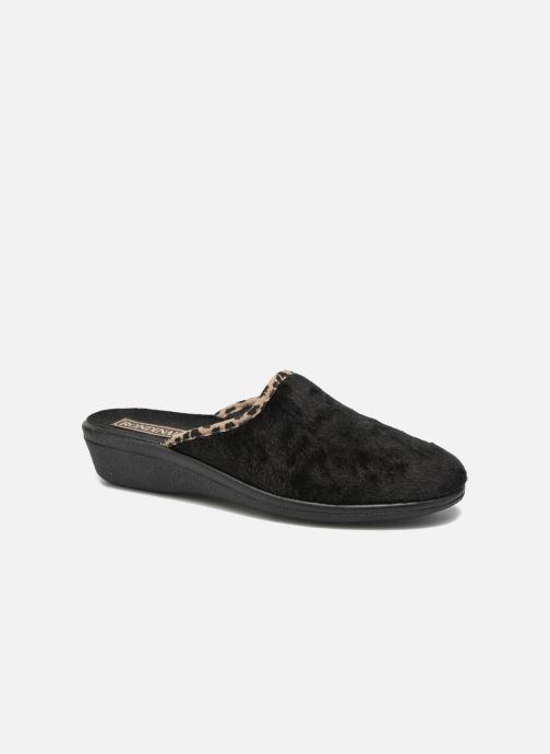 Pantofole Rondinaud Esnes Nero vedi dettaglio/paio
