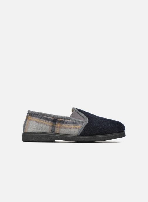 Slippers Rondinaud Douvres Blue back view