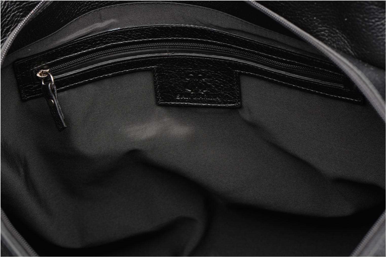 Sacs à main San Marina POLKA Cabas cuir Noir vue derrière
