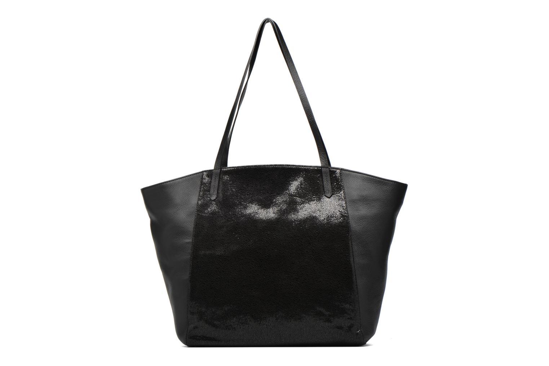 Sacs à main San Marina POLKA Cabas cuir Noir vue détail/paire