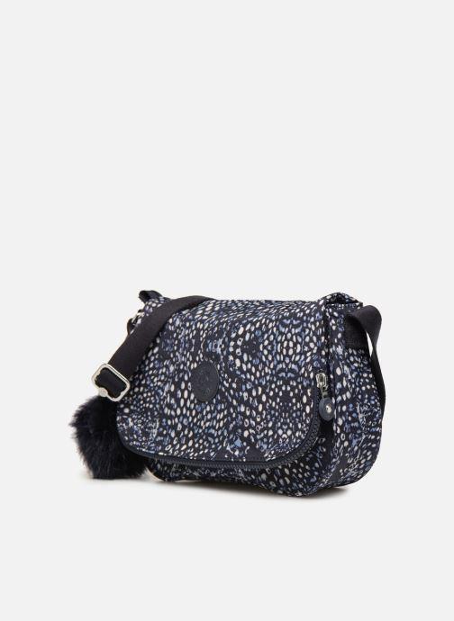 Handtaschen kipling EARTHBEAT S blau schuhe getragen