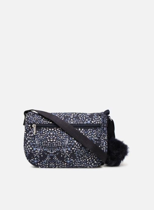 Handtaschen kipling EARTHBEAT S blau ansicht von vorne
