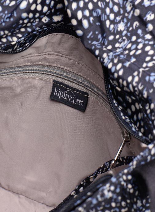 Handtaschen kipling EARTHBEAT S blau ansicht von hinten