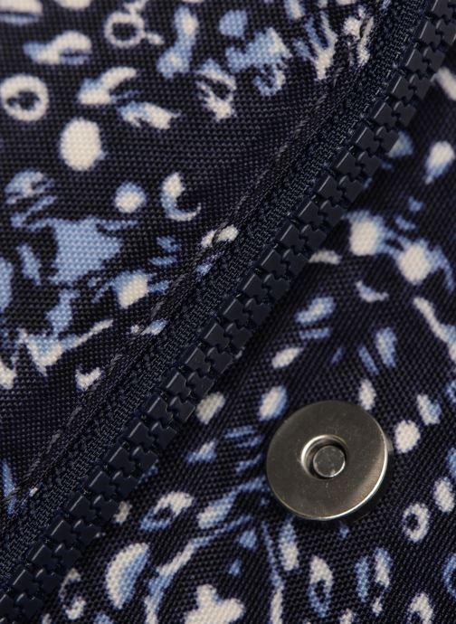 Handtaschen kipling EARTHBEAT S blau ansicht von links