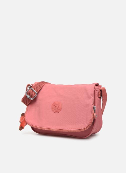 Handtaschen kipling EARTHBEAT S rosa schuhe getragen