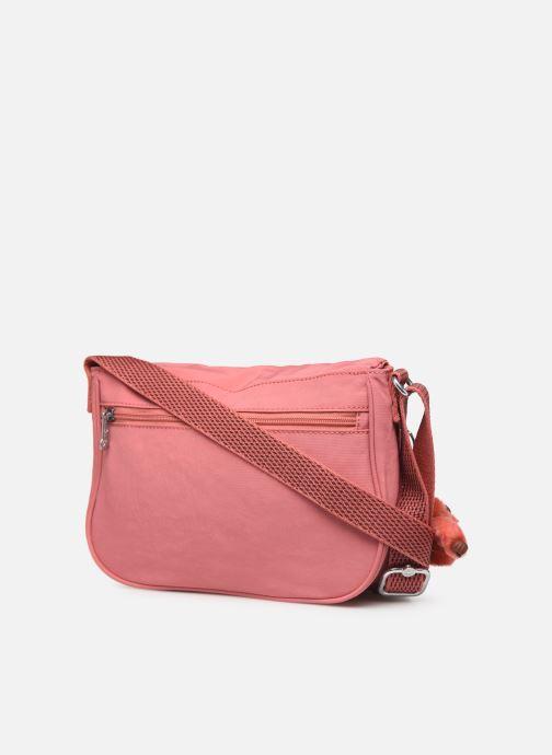 Handtaschen kipling EARTHBEAT S rosa ansicht von rechts