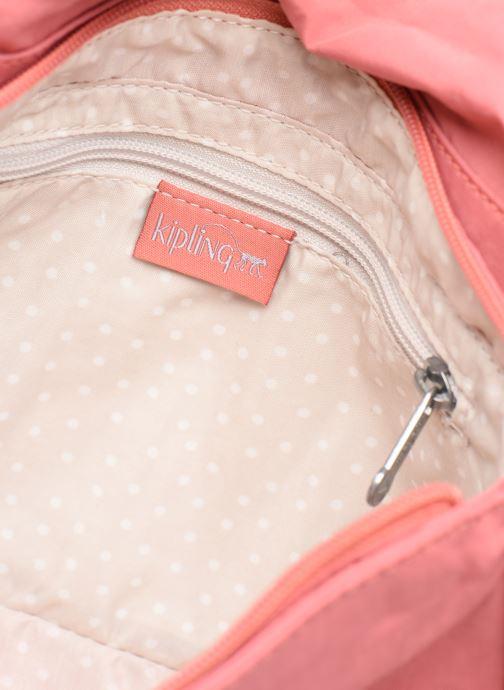 Handtaschen kipling EARTHBEAT S rosa ansicht von hinten
