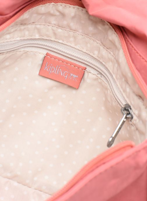 Handtassen kipling EARTHBEAT S Roze achterkant