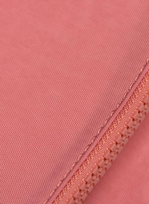Handtaschen kipling EARTHBEAT S rosa ansicht von links
