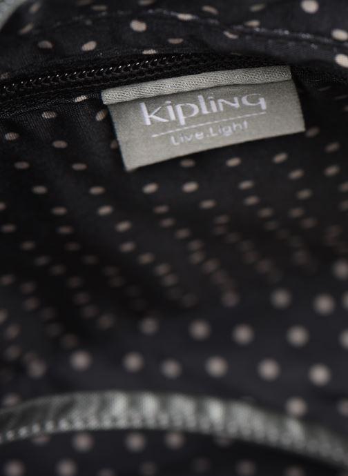 Bolsos de mano Kipling EARTHBEAT S Plateado vistra trasera