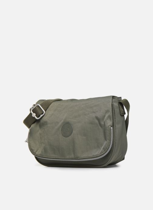 Handtassen kipling EARTHBEAT S Groen model