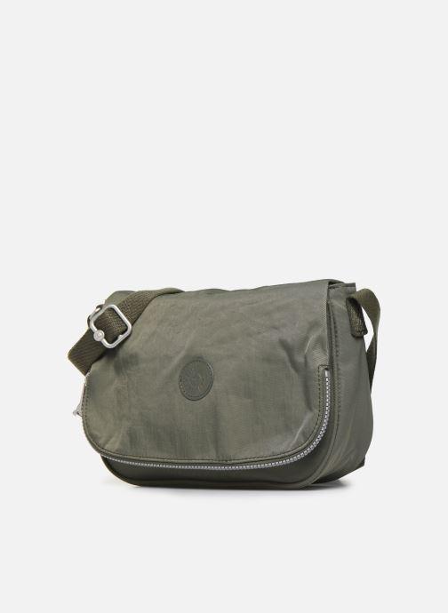 Handtaschen Kipling EARTHBEAT S grün schuhe getragen