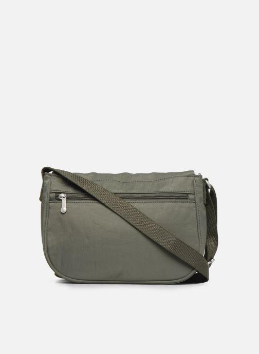 Handtaschen Kipling EARTHBEAT S grün ansicht von vorne