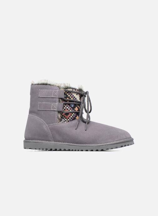 Bottines et boots Roxy Tara Gris vue derrière