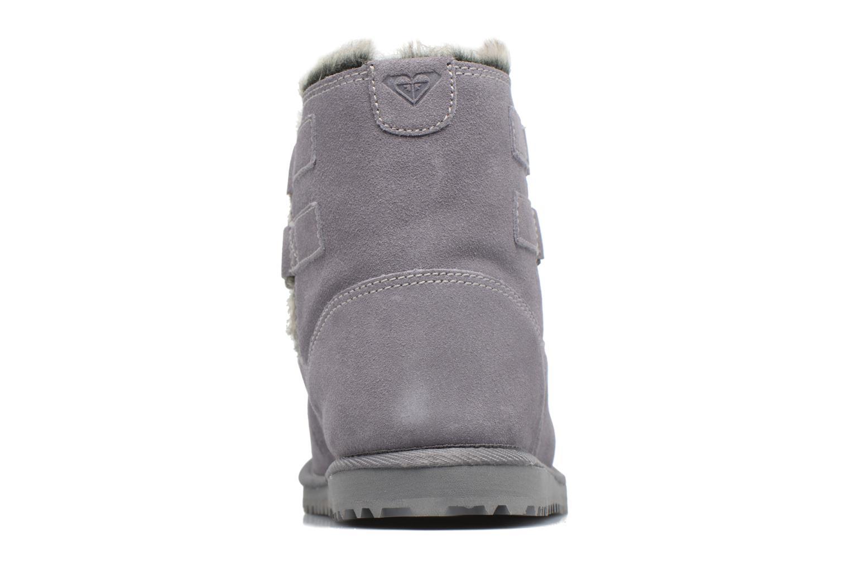 Bottines et boots Roxy Tara Gris vue droite