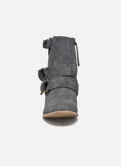 Bottines et boots Roxy Bixby Gris vue portées chaussures