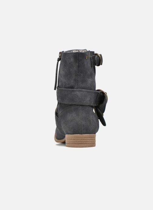 Bottines et boots Roxy Bixby Gris vue droite