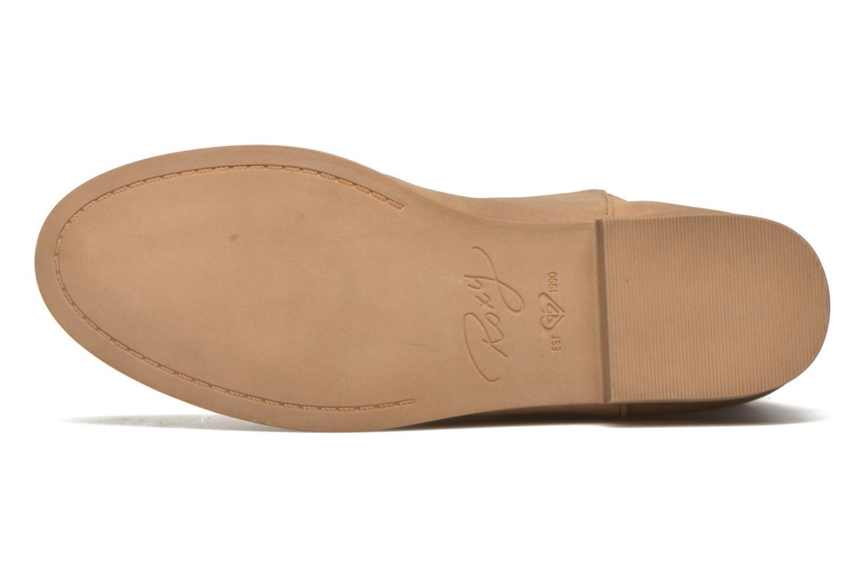 Boots en enkellaarsjes Roxy Sedona Beige boven