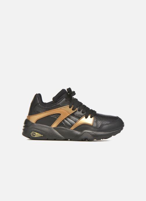 Sneaker Puma Wnbs Blaze schwarz ansicht von hinten