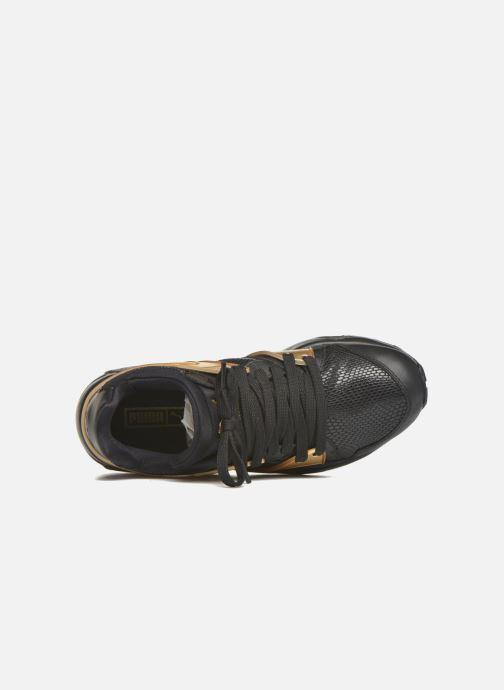Sneaker Puma Wnbs Blaze schwarz ansicht von links