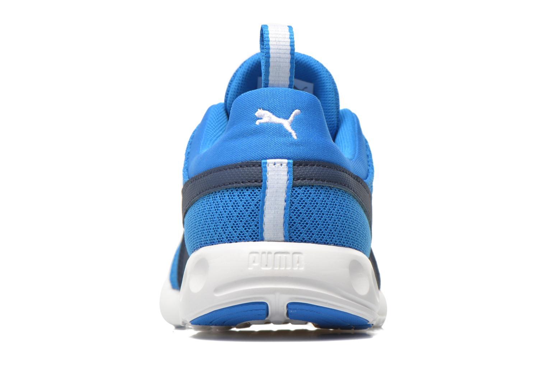 Chaussures de sport Puma Carson Mesh Bleu vue droite