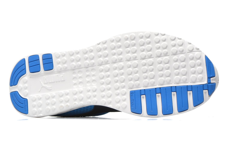Chaussures de sport Puma Carson Mesh Bleu vue haut