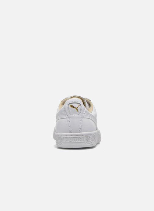 Sneakers Puma Basket Classic Lfs Hvid Se fra højre