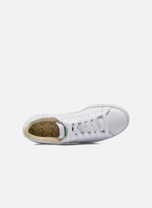 Sneakers Puma Basket Classic Lfs Hvid se fra venstre