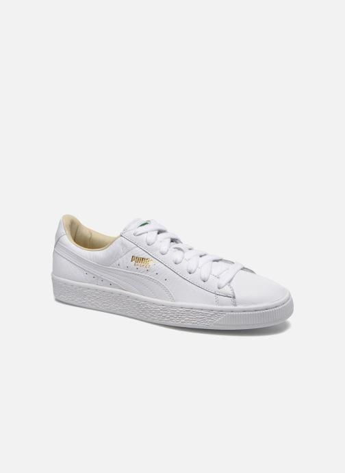 Sneakers Puma Basket Classic Lfs Hvid detaljeret billede af skoene