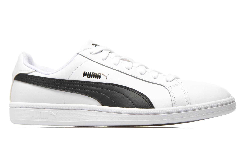 Baskets Puma Puma Smash Leather Blanc vue derrière