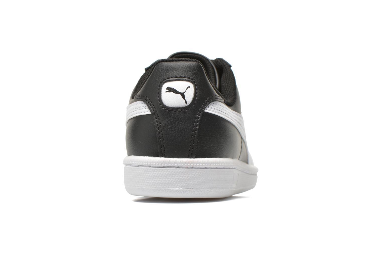 Baskets Puma Puma Smash Leather Noir vue droite