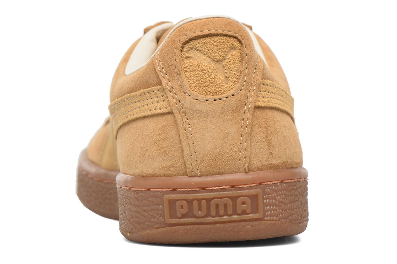 Baskets Puma Basket Winterized Marron vue droite