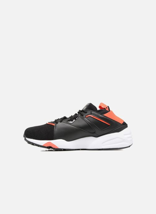 Baskets Puma Trinomic Blaze Of Glory Sock Tech Noir vue face