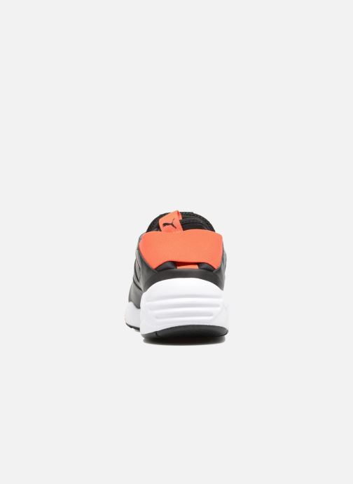 Baskets Puma Trinomic Blaze Of Glory Sock Tech Noir vue droite