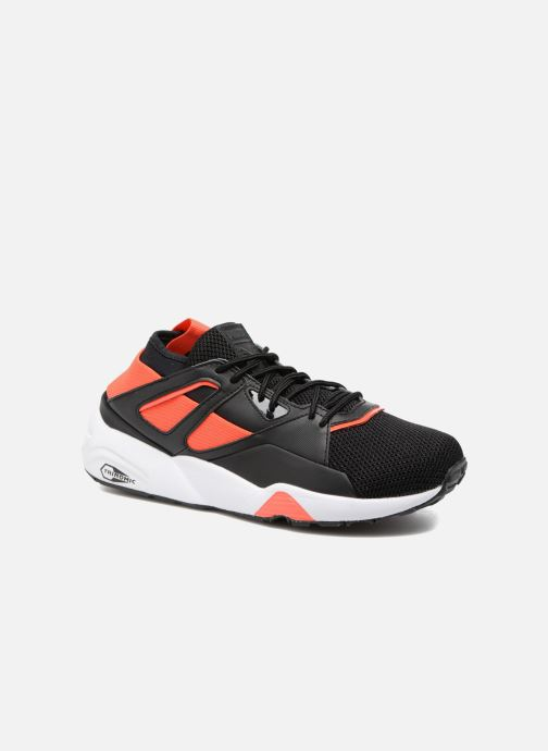 Sneakers Puma Trinomic Blaze Of Glory Sock Tech Sort detaljeret billede af skoene