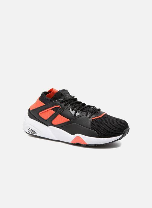 Sneakers Puma Trinomic Blaze Of Glory Sock Tech Sort detaljeret billede af skoene