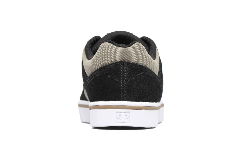 Chaussures de sport DC Shoes Course 2 Noir vue droite