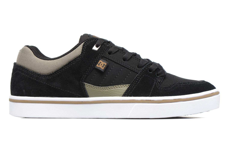 Chaussures de sport DC Shoes Course 2 Noir vue derrière