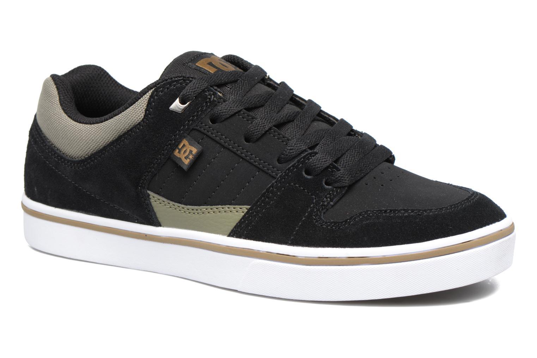 Chaussures de sport DC Shoes Course 2 Noir vue détail/paire