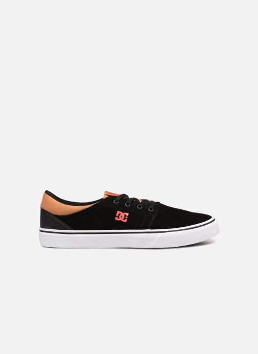 Sneaker DC Shoes Trase SD M schwarz ansicht von hinten