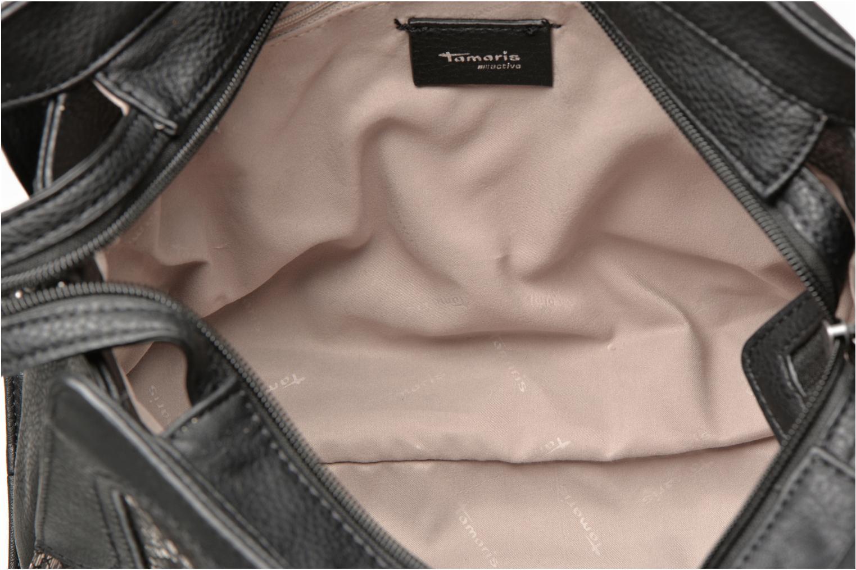 Handtassen Tamaris VANJA Bowling bag Zwart achterkant