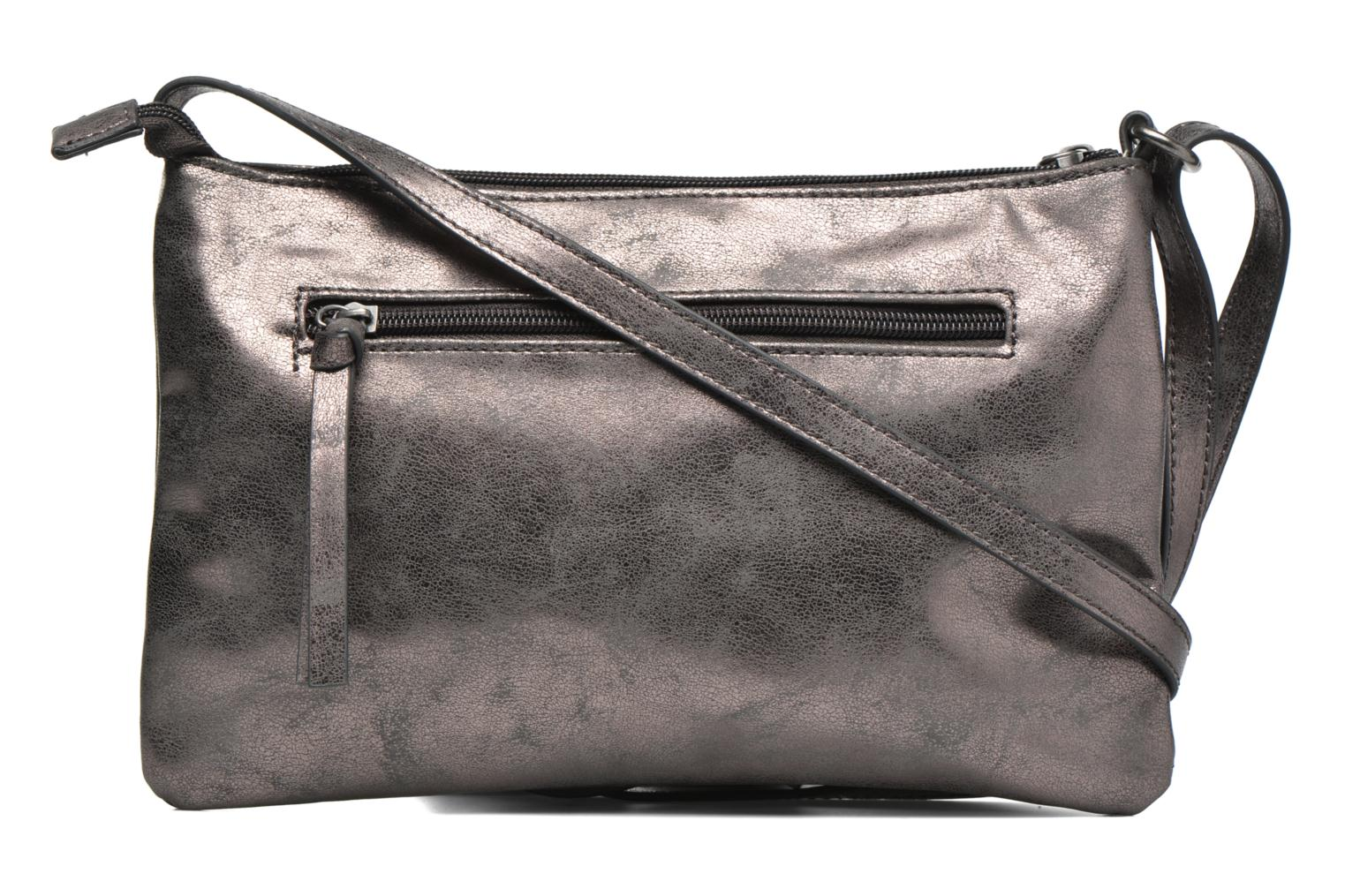 Sacs à main Tamaris CRIZIA Small crossbody bag Argent vue face