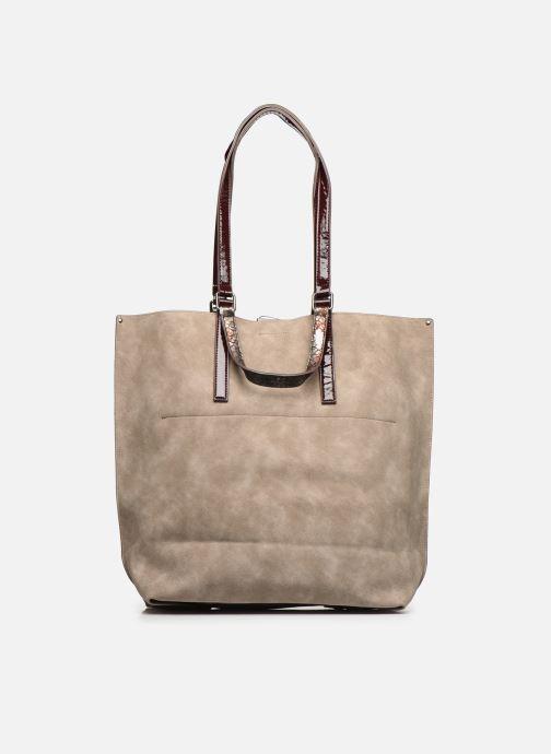 Handtassen Tamaris AMBER Shopping bag Beige voorkant