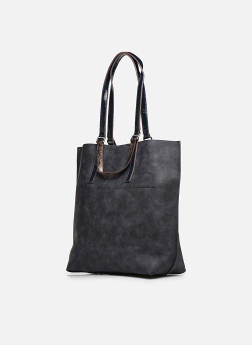 Sacs à main Tamaris AMBER Shopping bag Bleu vue droite