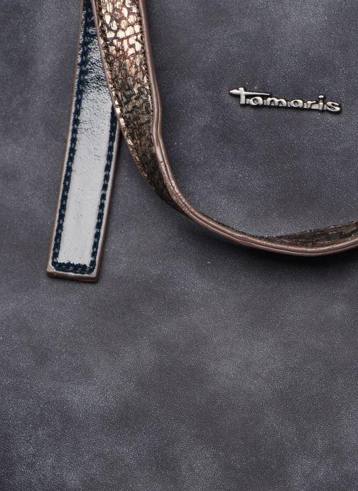 Sacs à main Tamaris AMBER Shopping bag Bleu vue gauche