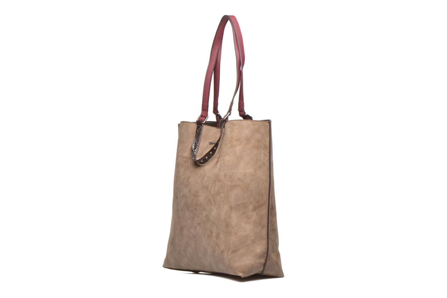 Handtassen Tamaris AMBER Shopping bag Beige model